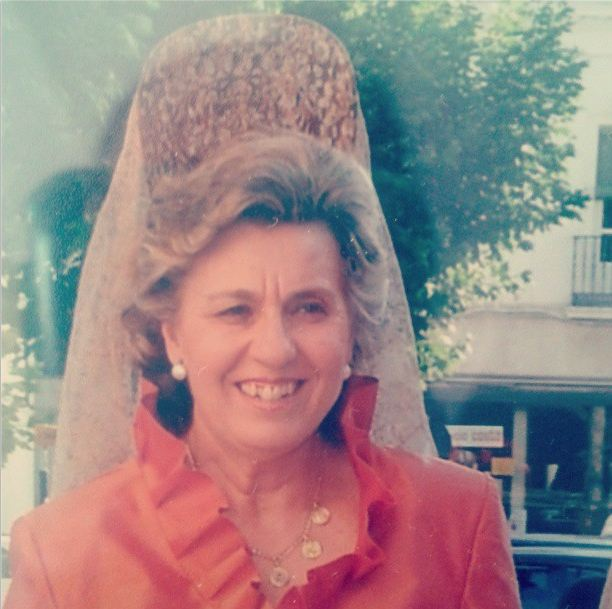 Muere asesinada por su marido Catalina Tolosa Morán