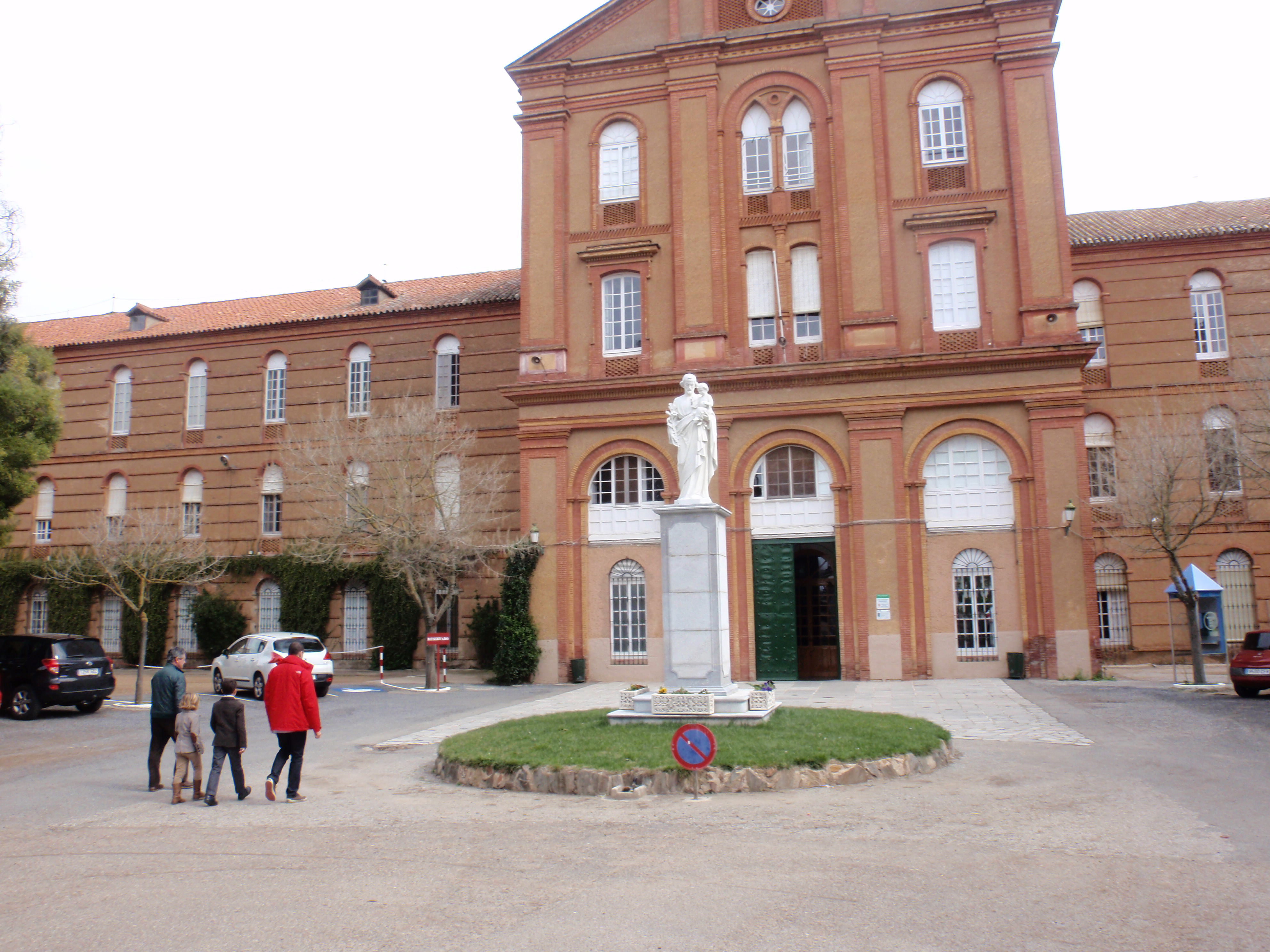 El Colegio San José, Vinatero de Honor 2013