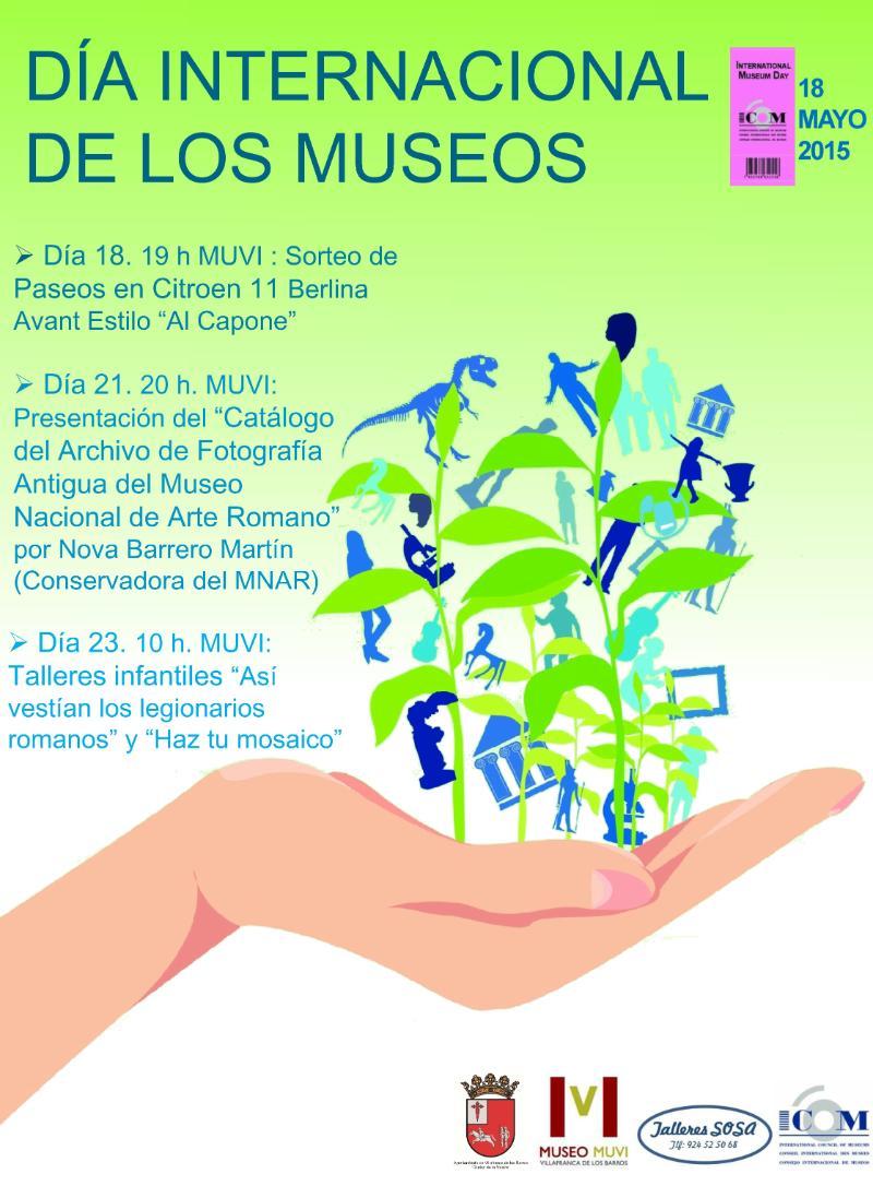El museo cerrar al p blico del 15 al 17 de mayo con for Piscina climatizada navalmoral