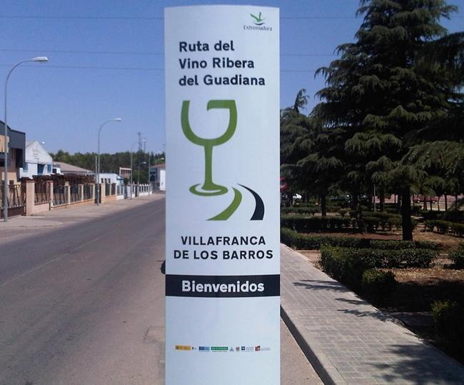 Ruta Ribera del Guadiana