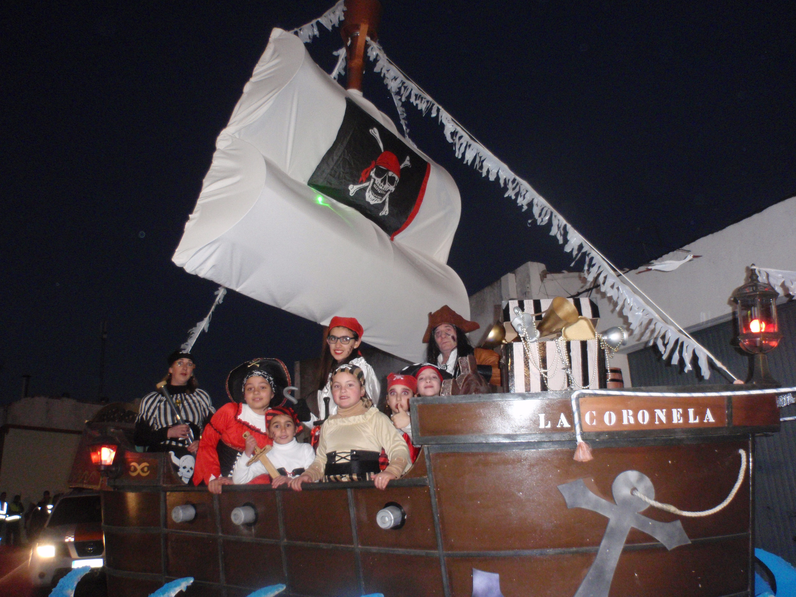 Cabalgata 2015